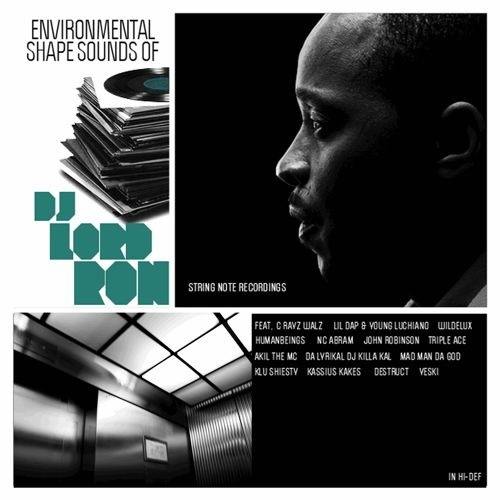 DJ Lord Ron – Environmental Shape Sounds Of DJ Lord Ron (2010)