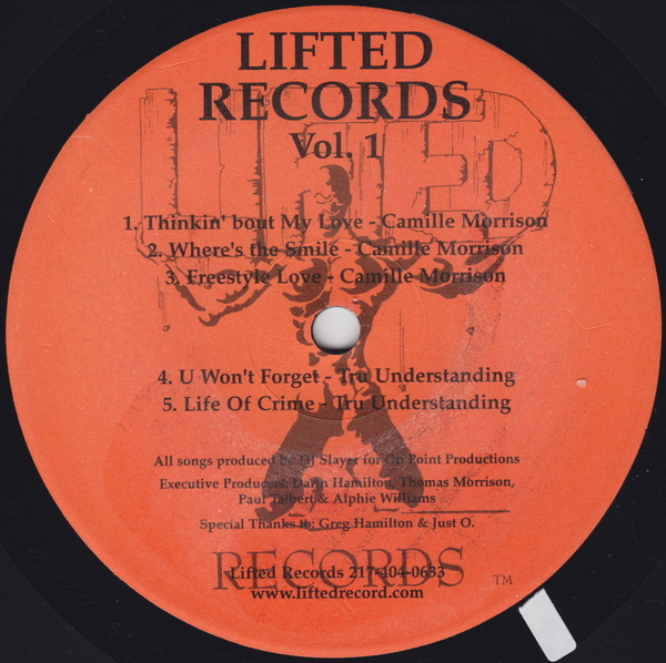 VA – Lifted Records Vol. 1 EP (1997)