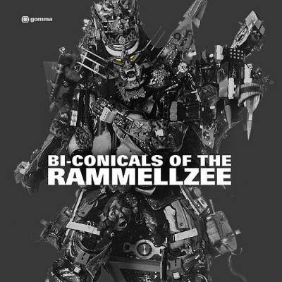 Rammellzee ‎– Bi-Conicals Of The Rammellzee (2004)