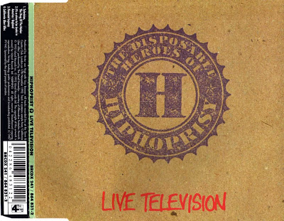 The Disposable Heroes Of Hiphoprisy – Live Television EP (1992)