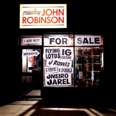 John Robinson – I Am Not For Sale (2008)