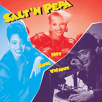 Salt-N-Pepa – Hot, Cool & Vicious (1986)