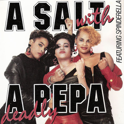 Salt-N-Pepa – A Salt With A Deadly Pepa (1988)