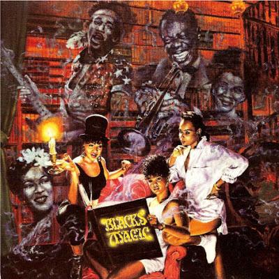 Salt-N-Pepa – Blacks' Magic (1990)