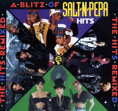 Salt-N-Pepa – A Blitz Of Salt-N-Pepa Hits (1990)