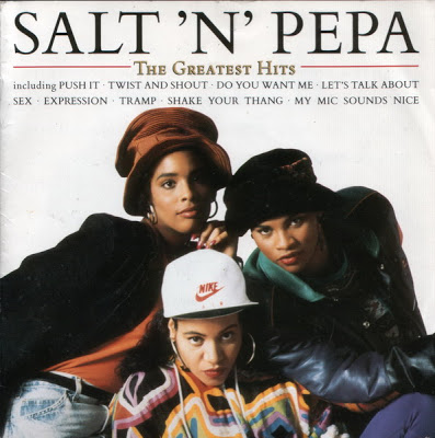Salt-N-Pepa – Greatest Hits (1991)