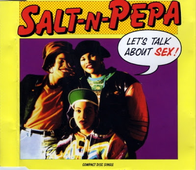 Salt-N-Pepa – Let's Talk About Sex (1991)