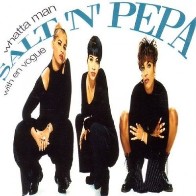 Salt-N-Pepa – Whatta Man (1994)