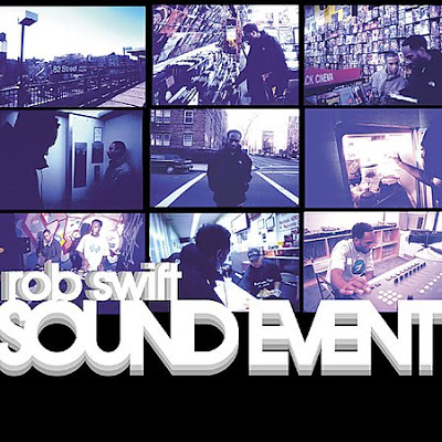 Rob Swift – Sound Event (2002)