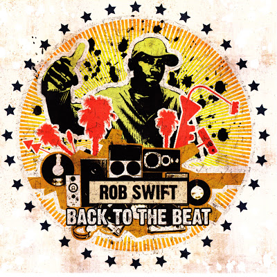 Rob Swift – Back To The Beat (2003)