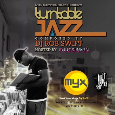 DJ Rob Swift – Turntable Jazz (2008)